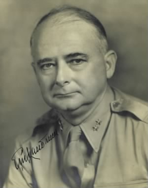 Major General Eugene M Landrum