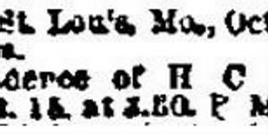 Robert W Oliphant Dr. 1883 St Louis Death Notice.JPG