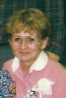 Peggy Yvonne (McGee) Deloria 1999
