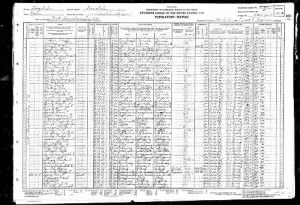 1930 United States Federal Census - Fort Kamehameha, Oahu T H