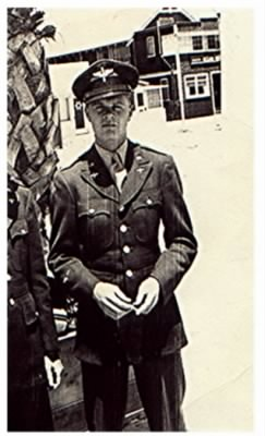 Second Lieutenant William D. Abernathy  O-757789