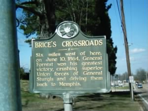 Battle of Brice's Crossroads