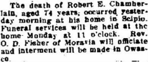 Robert E. Chamberlain Death Notice.JPG