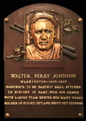 Walter Perry Johnson