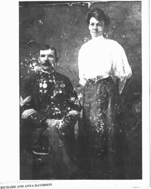 richard and anna davidson