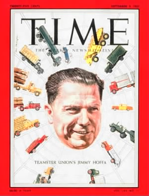 "James Riddle ""Jimmy"" Hoffa"