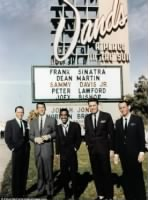 The Rat Pack in Las Vegas