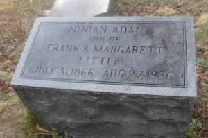 Ninnian Adam Little Headstone.jpg