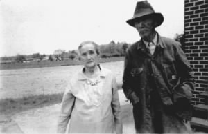 Margaret and Seth Needham
