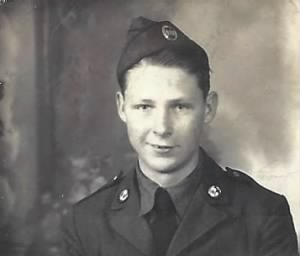 Wally W. Weston - US Army