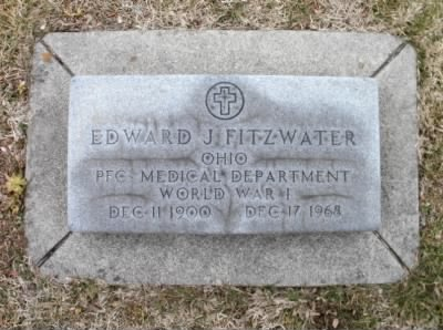 The Grave of Edward John Fitzwater - Fold3.com