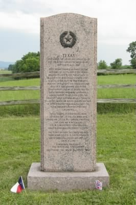 State Of Texas Monument