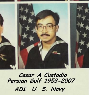 US Navy, Cesar A Custodio, Portrait.jpg - Fold3.com