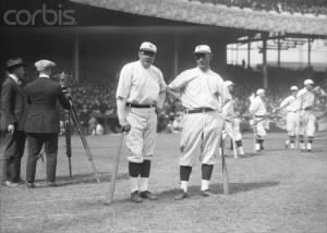 April 13, 1921 Ruth and Home Run baker.jpg