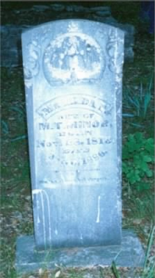 Matilda Chesney Minor Headstone.jpg