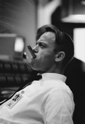 Alan Shepard at Mission Control, 1965.jpg