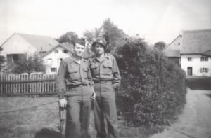 Ray & Roy Lenning Germany 1945.jpg
