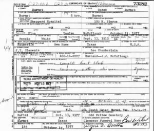 Elva Clements McCullough 1977 TX Death Cert.jpg