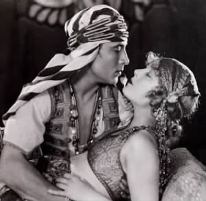 Pola Negri and Rudolph Valentino Birds of Paradise in Love.jpg