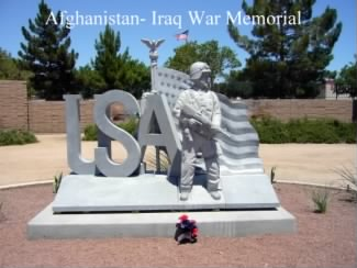Afghanistan-Iraq War Memorial
