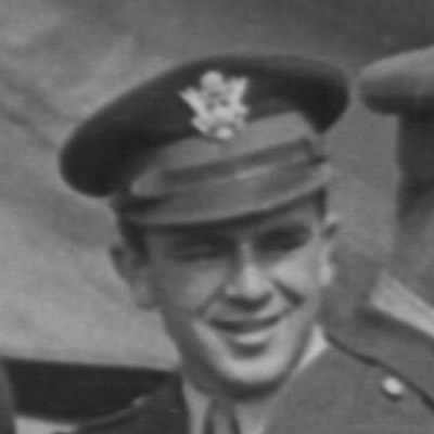 1st. Lt. Harry L Holt, co-pilot