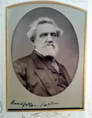 John Lupton's father, John born 1811