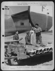 Loading bombs in Liberators... › Page 1 - Fold3.com
