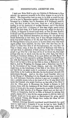 Pennsylvania Archives 1732 › Page 318 - Fold3.com
