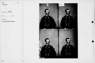 Mathew B Brady Collection of Civil War Photographs › B-4995 Gen. Melson A. Miles. - Fold3.com