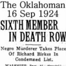 The Oklahoman, 16 Sep 1924