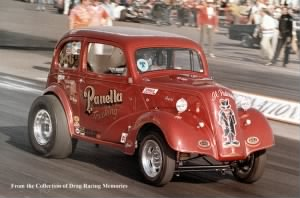 THE BEAUTIFUL PANELLA TRUCKING BB/GS ANGLIA AT MID TRACK
