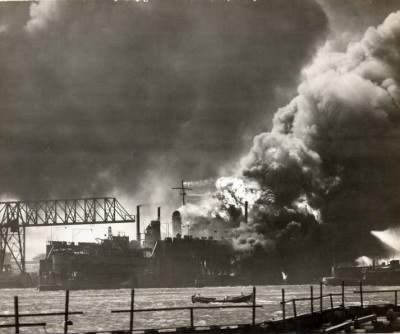 the events that transpired on pearl harbor Special events in honor of the pearl harbor 75th commemoration will be held december 1 - 11, 2016 in hawaii with plans for satellite events in washington, dc and new york city.