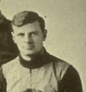 Benjamin M Thomas--Univ. of Mich. 1891 football