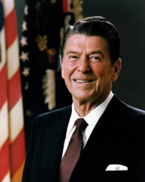 Ronald W. Reagan 1981